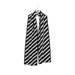 Papu KNIT OBLONG SCARF, Stripes
