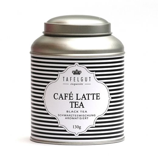 Tafelgut Tee, Cafe Latte Tea 130 g